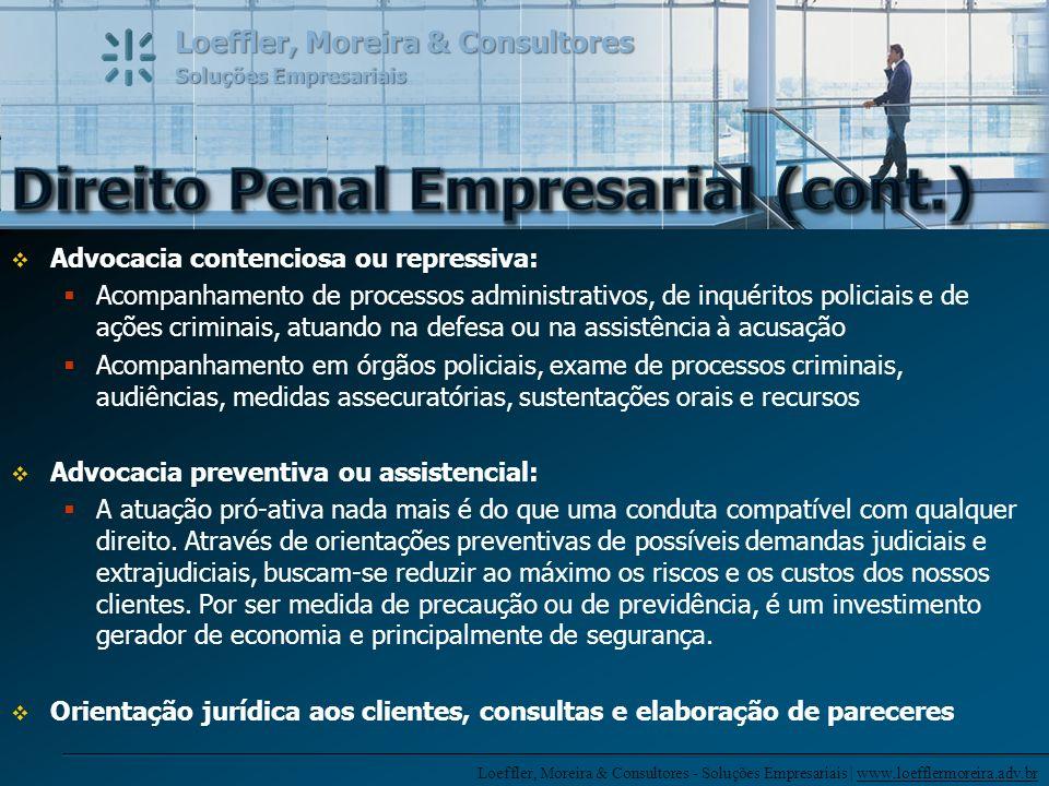 Direito Penal Empresarial (cont.)