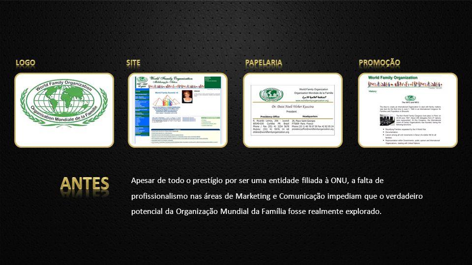 Logo Site. Papelaria. Promoção. Antes.