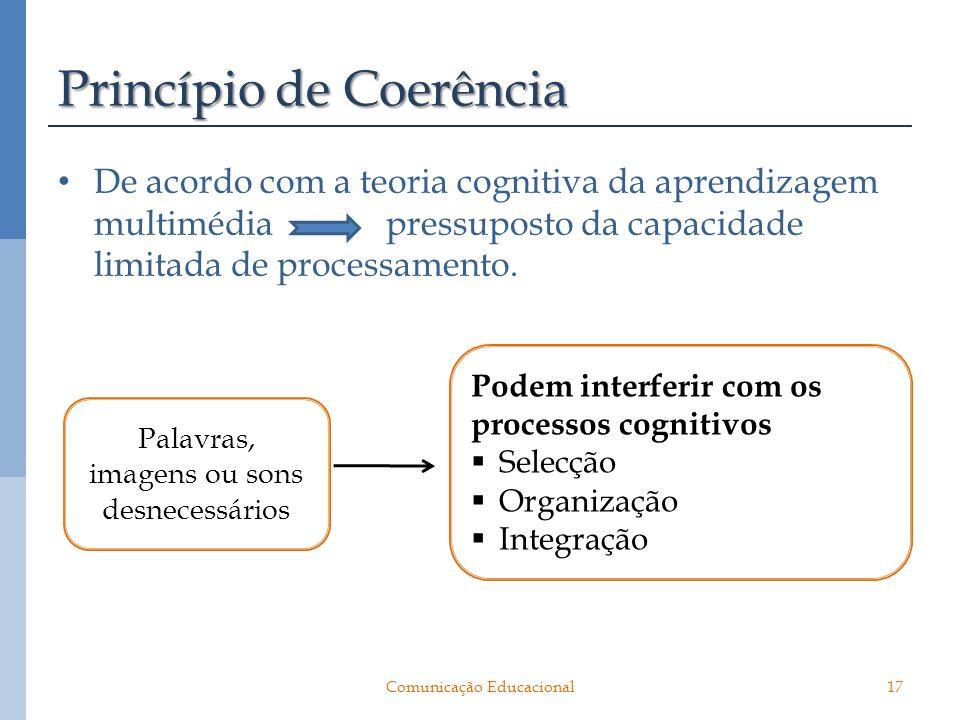 Princípio de Coerência