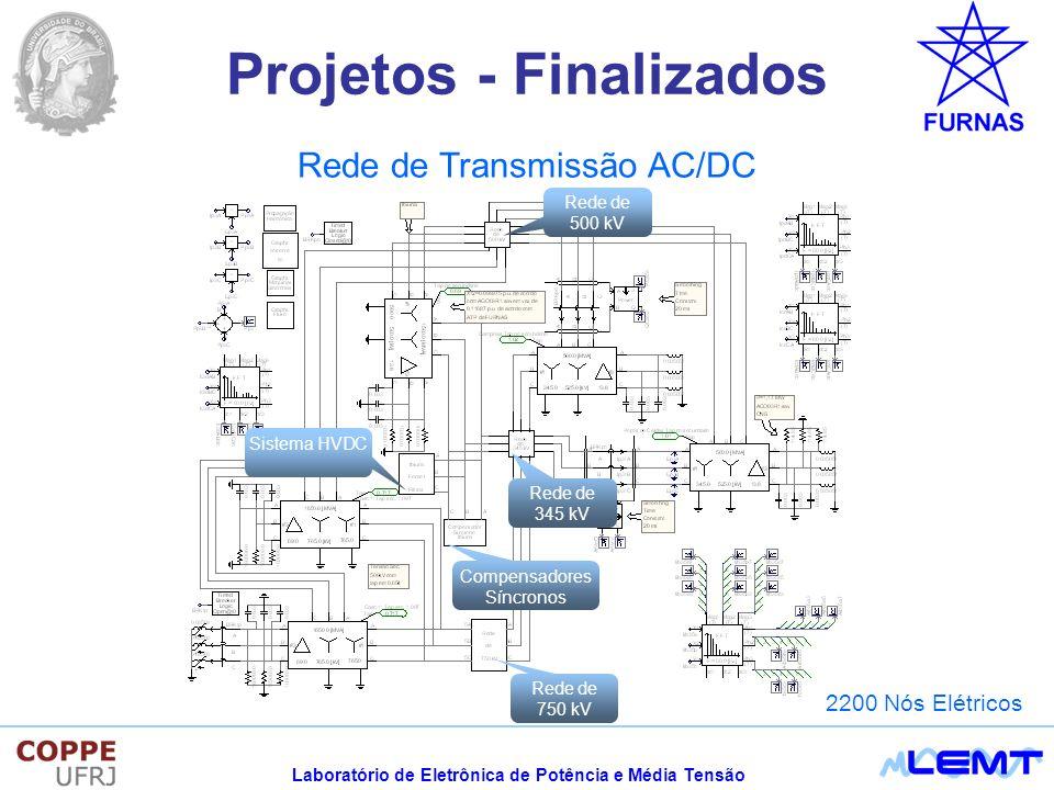 Projetos - Finalizados