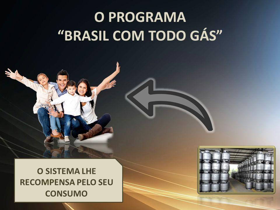 O PROGRAMA BRASIL COM TODO GÁS