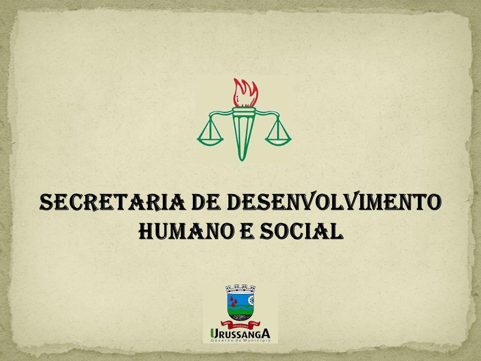 Secretaria de Desenvolvimento Humano e Social