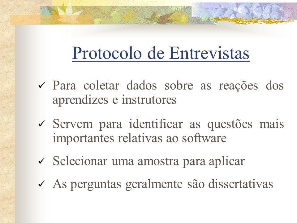 Protocolo de Entrevistas