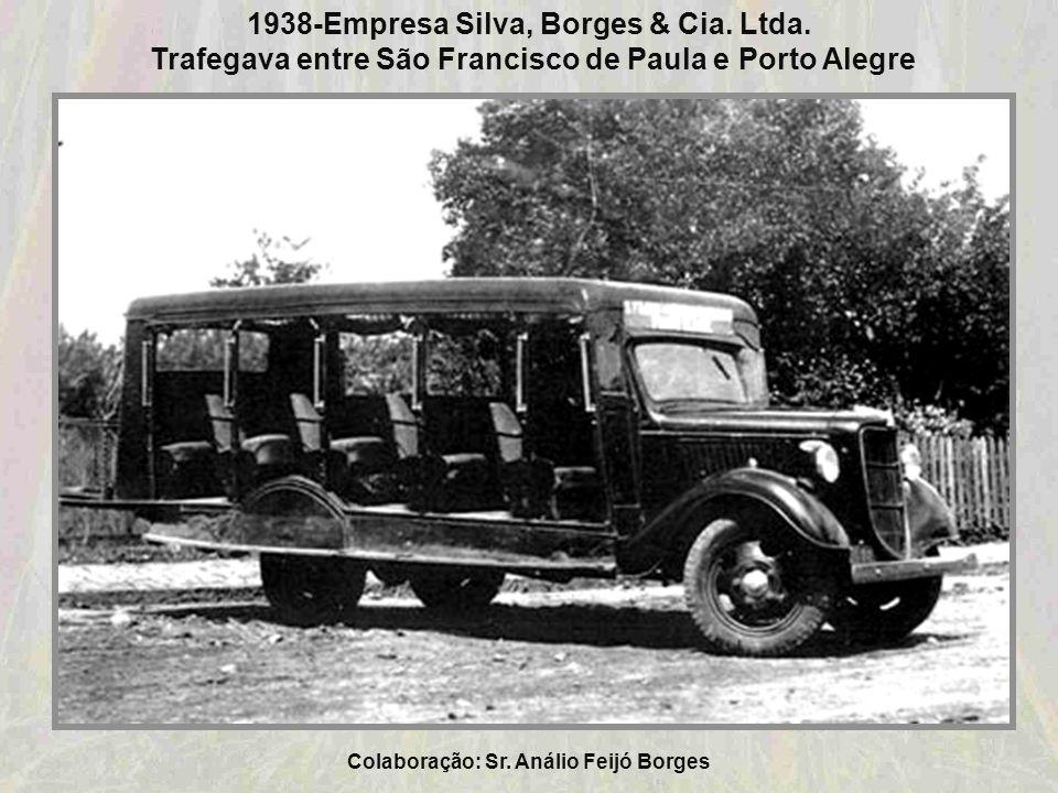 1938-Empresa Silva, Borges & Cia. Ltda.