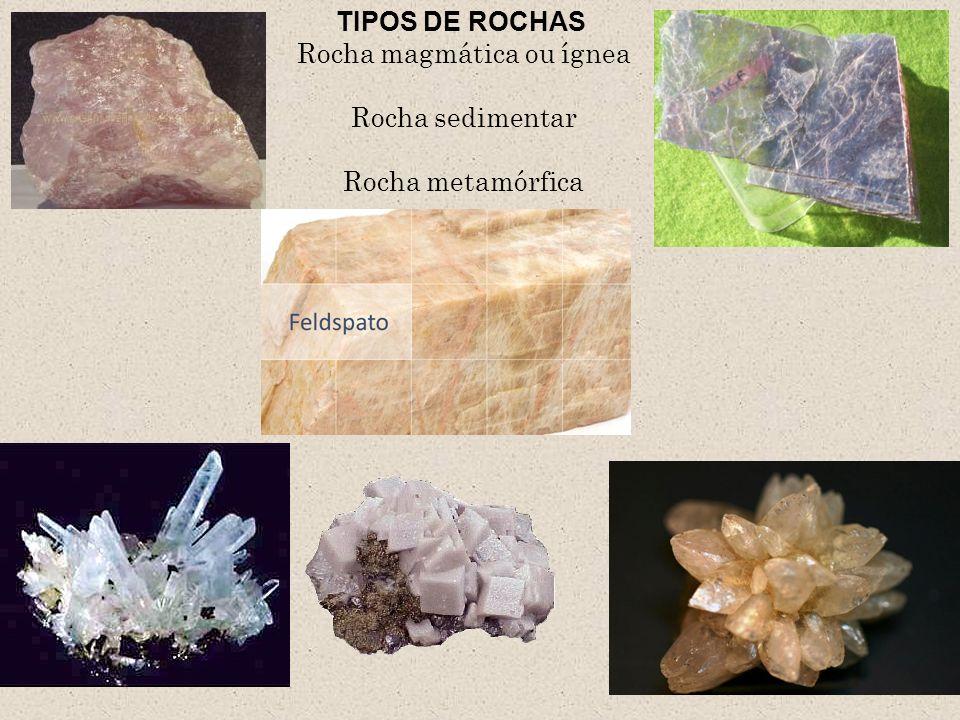 Rocha magmática ou ígnea