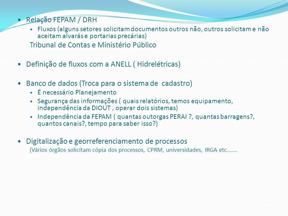 Tribunal de Contas e Ministério Público