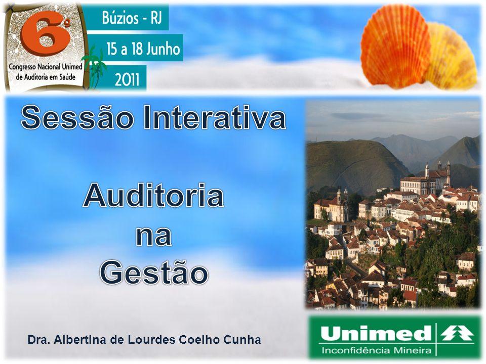 Dra. Albertina de Lourdes Coelho Cunha