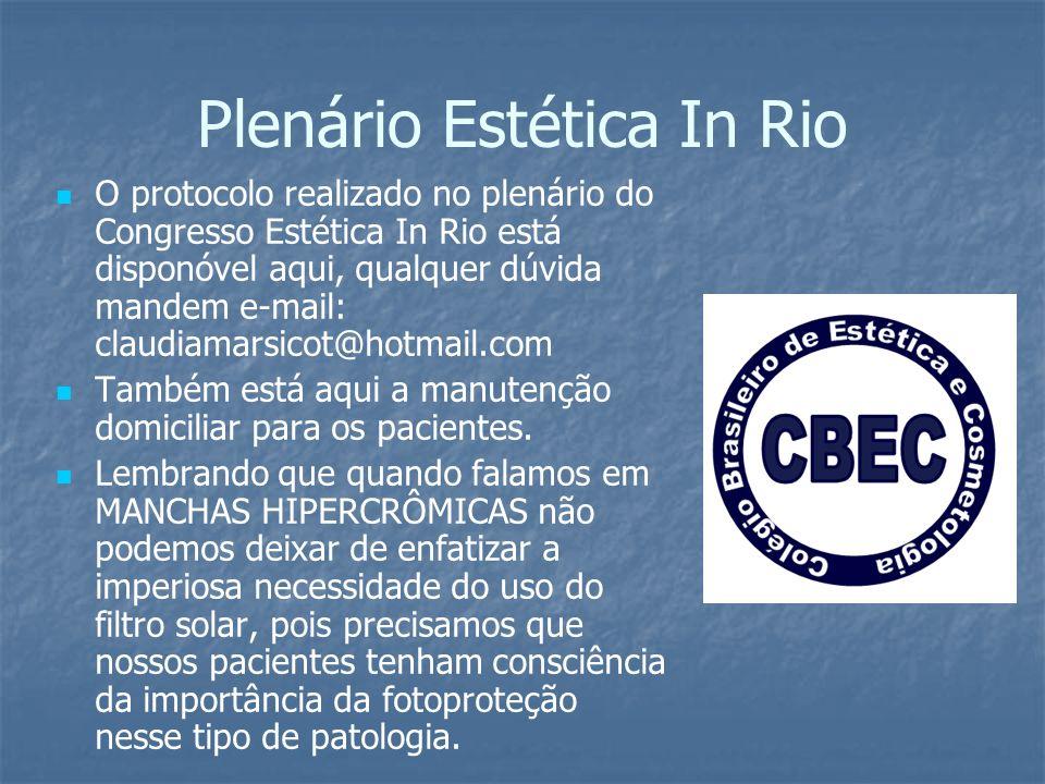 Plenário Estética In Rio