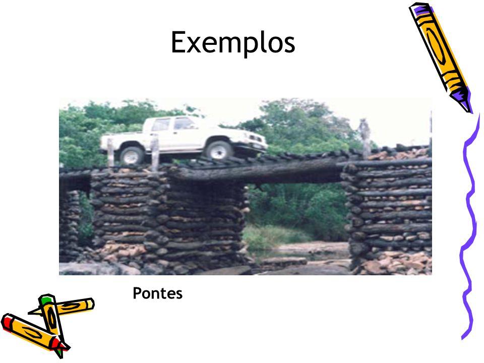 Exemplos Pontes