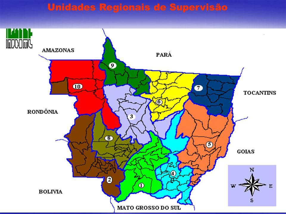 Unidades Regionais de Supervisão