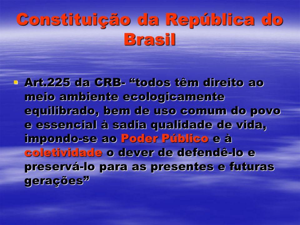 Constituição da República do Brasil