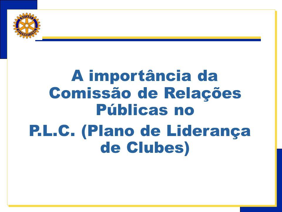 A importância da Comissão de Relações Públicas no