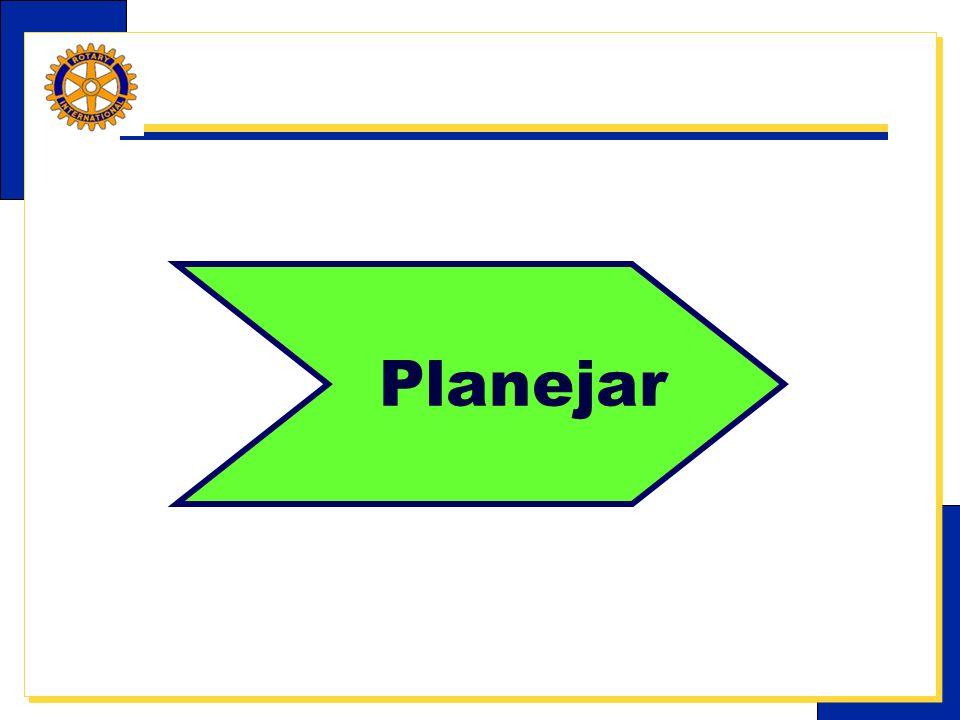 Planejar E-Learning Center do Rotary – Relações públicas