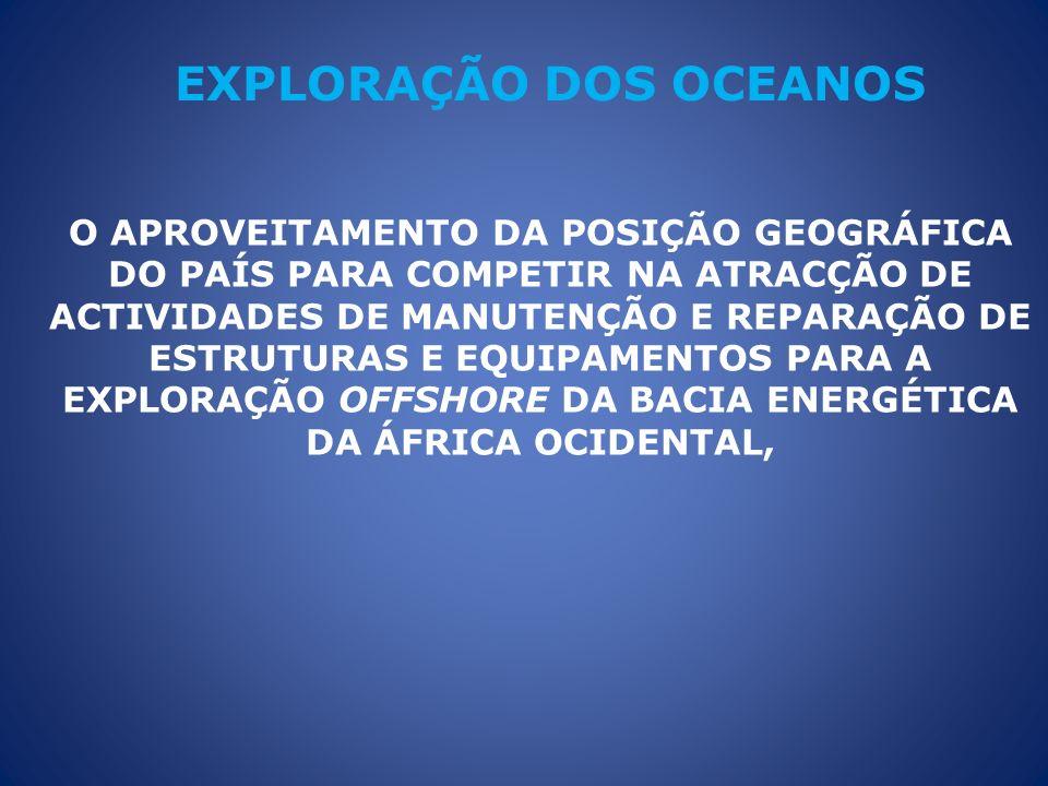 EXPLORAÇÃO DOS OCEANOS