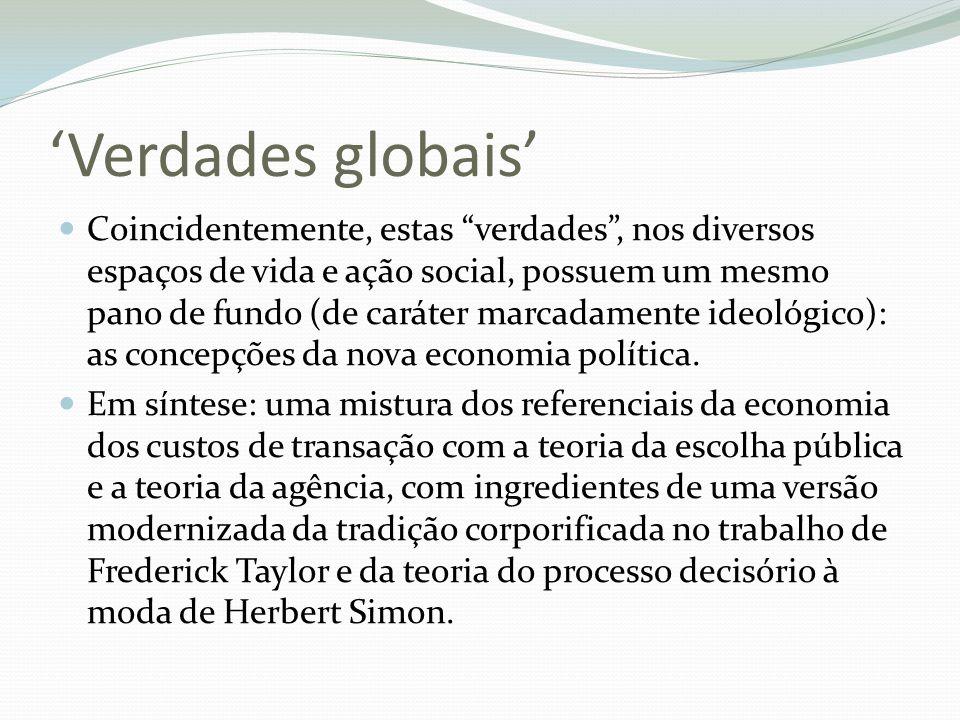 'Verdades globais'