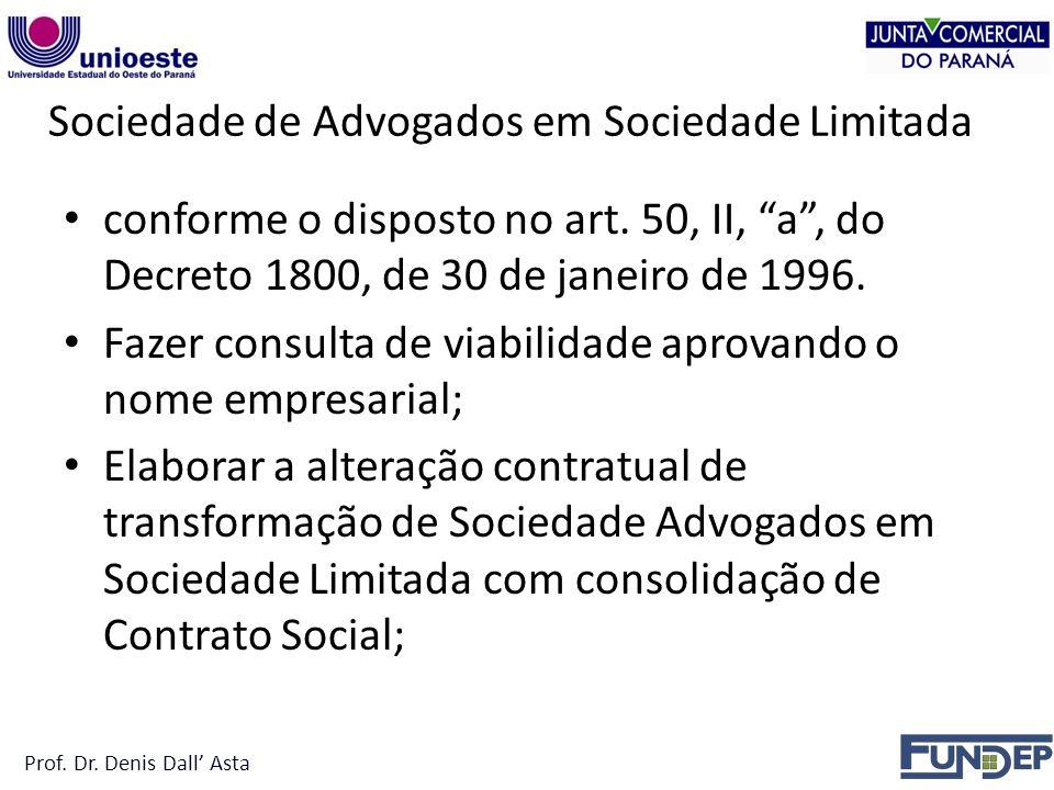 Sociedade de Advogados em Sociedade Limitada