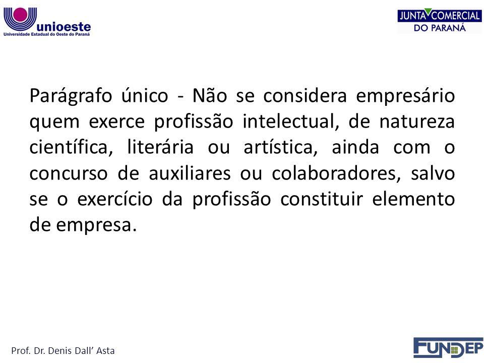 SOCIEDADE EMPRESÁRIA x SOCIEDADE SIMPLES