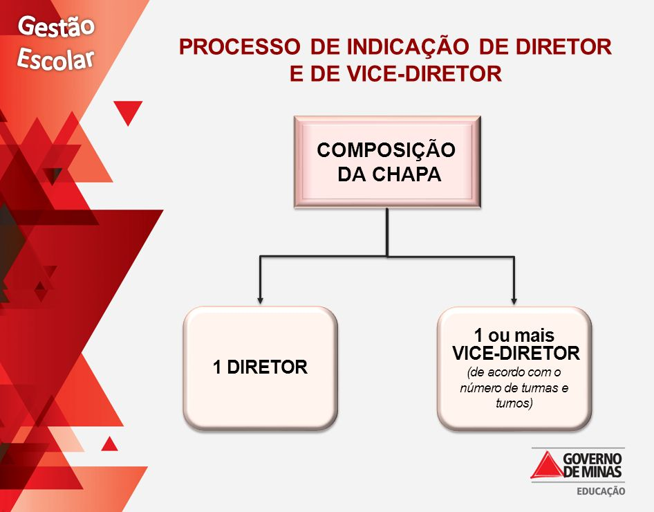 Processo de Indicação de Diretor