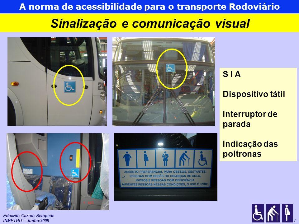 Sinalização e comunicação visual