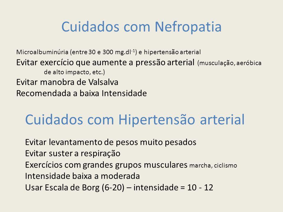 Cuidados com Nefropatia