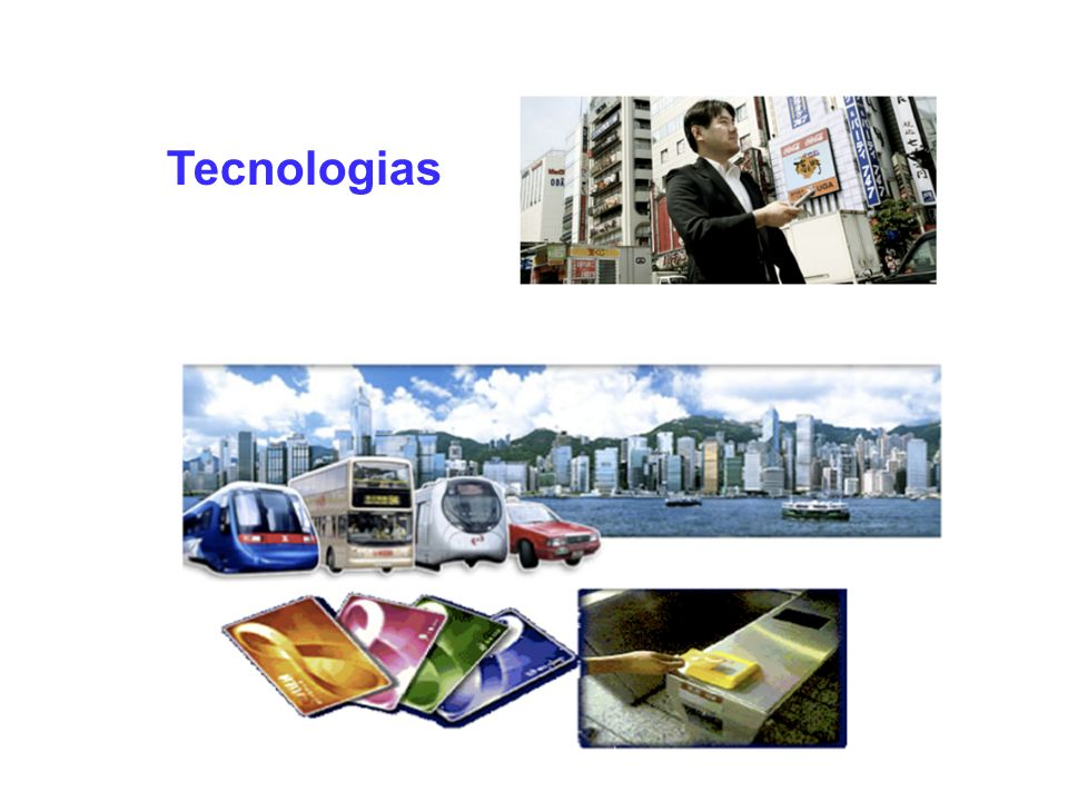 Tecnologias Examples of emerging business opportunities: