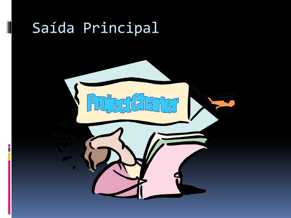 Saída Principal Project Charter