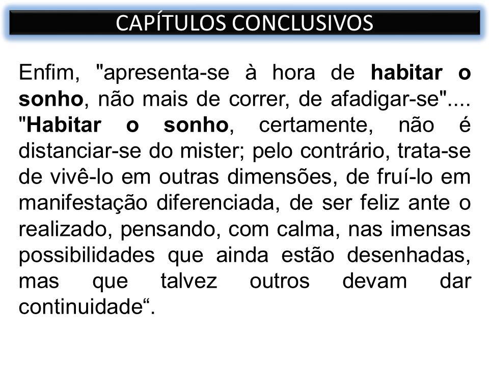 CAPÍTULOS CONCLUSIVOS