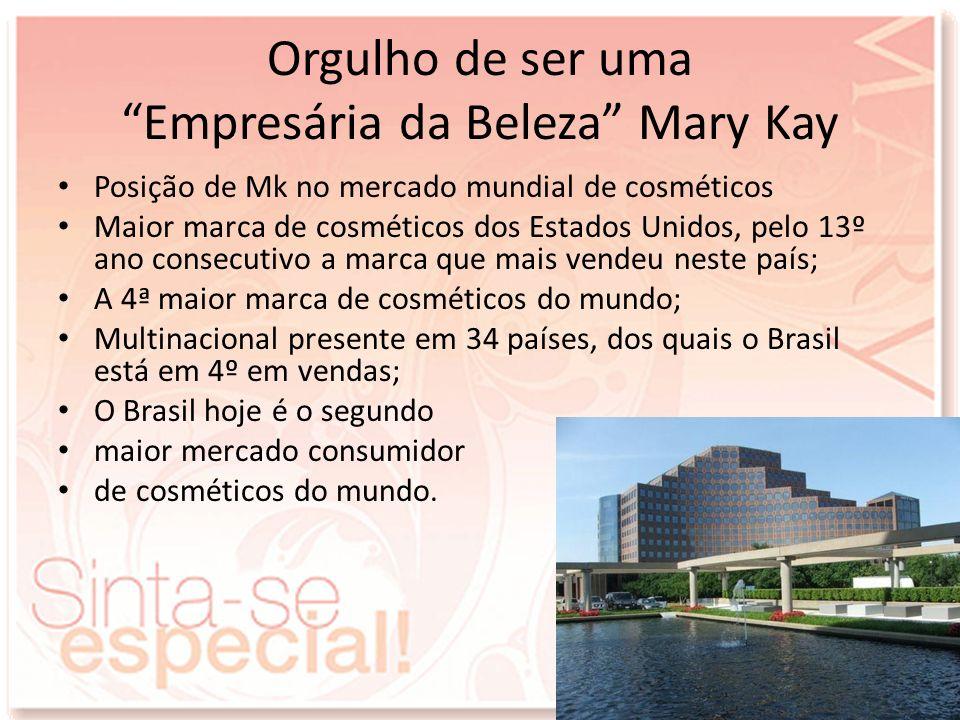 Orgulho de ser uma Empresária da Beleza Mary Kay