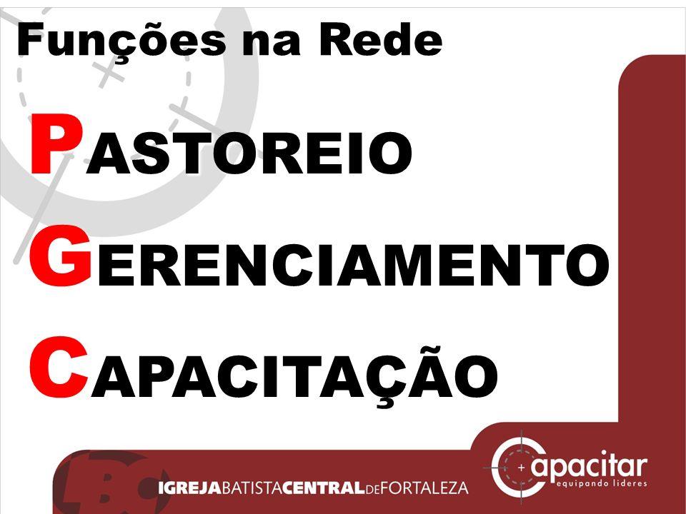 Funções na Rede PASTOREIO GERENCIAMENTO CAPACITAÇÃO