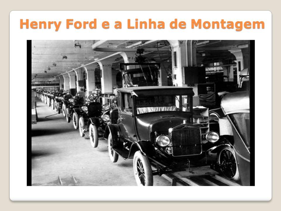 Henry Ford e a Linha de Montagem