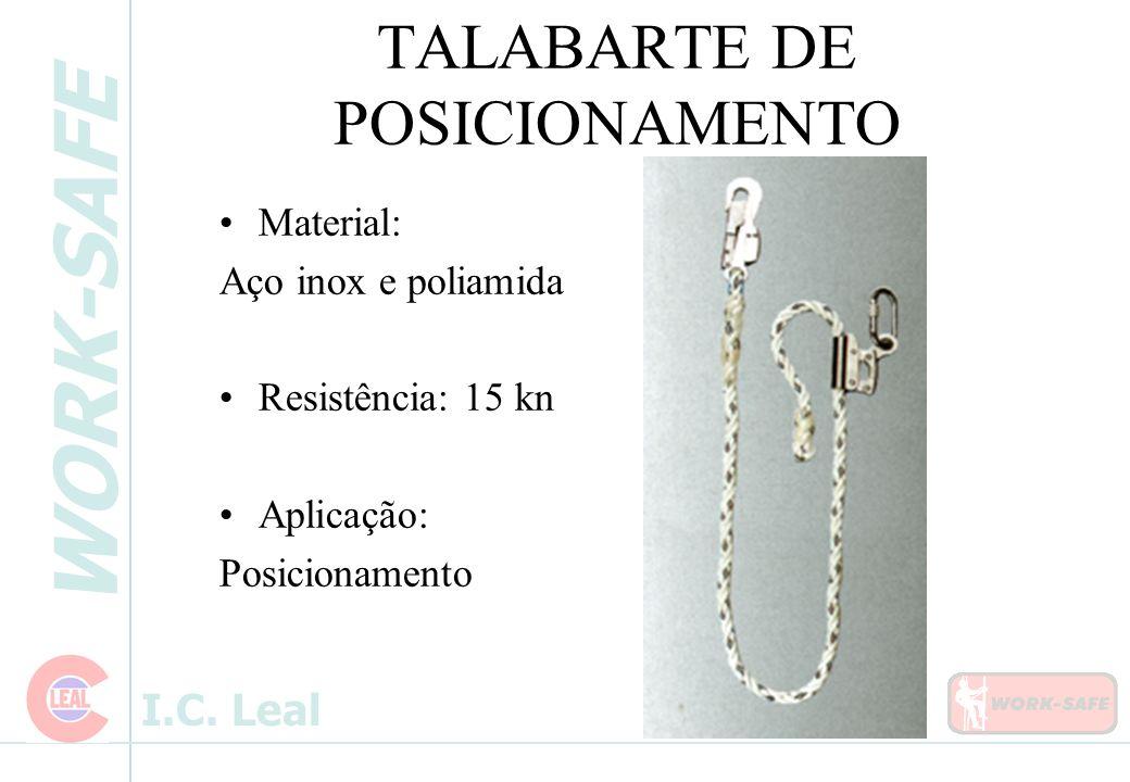 TALABARTE DE POSICIONAMENTO
