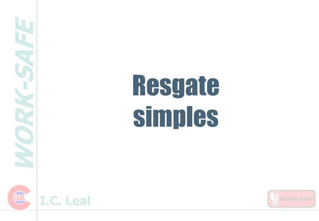 Resgate simples