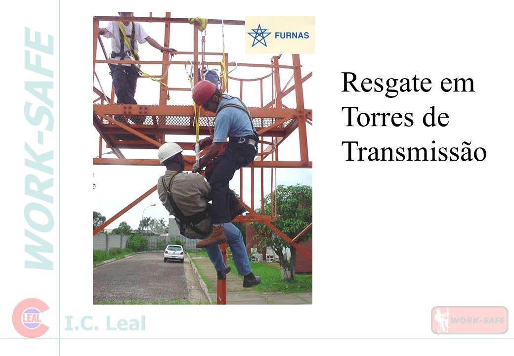 Resgate em Torres de Transmissão