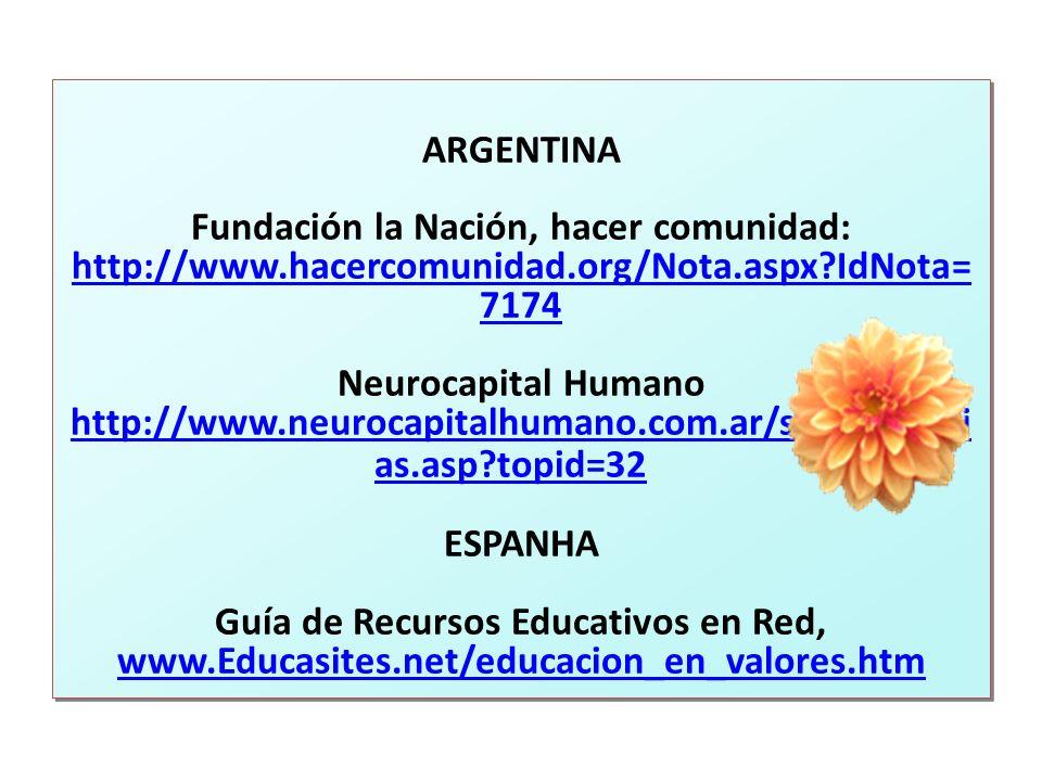 Fundación la Nación, hacer comunidad: