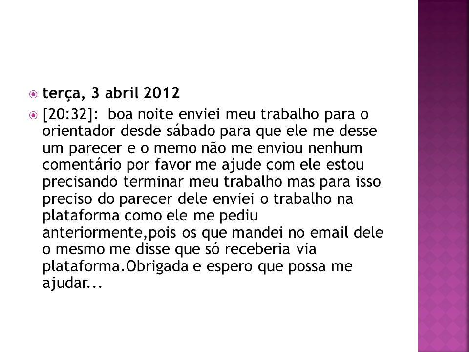 terça, 3 abril 2012