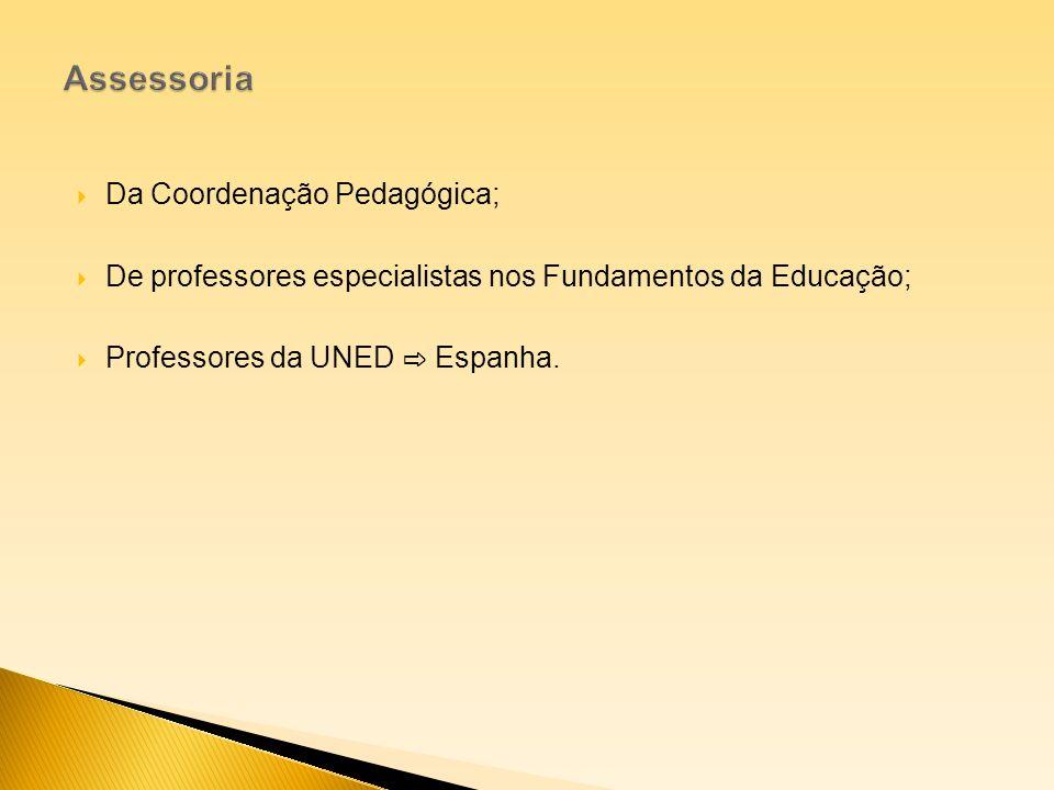 Assessoria Da Coordenação Pedagógica;