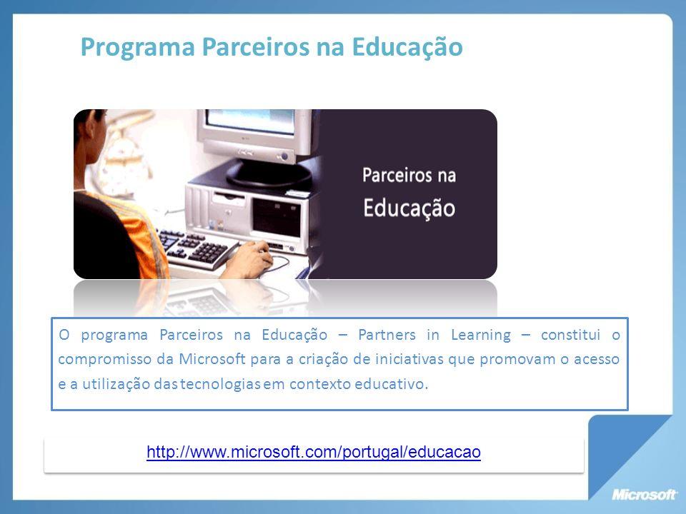 Programa Parceiros na Educação