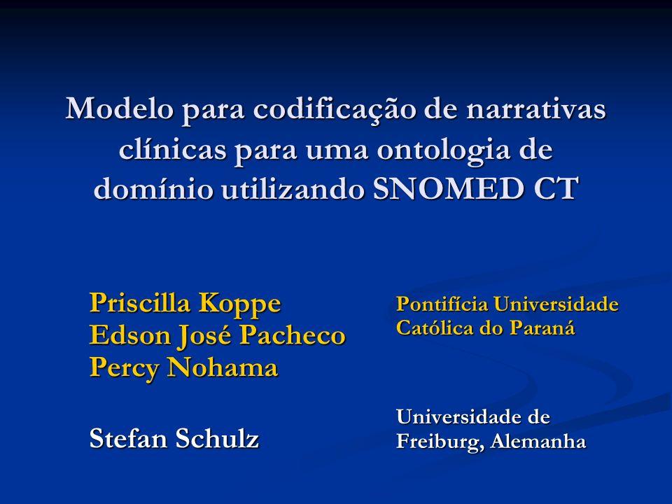 Priscilla Koppe Edson José Pacheco Percy Nohama Stefan Schulz