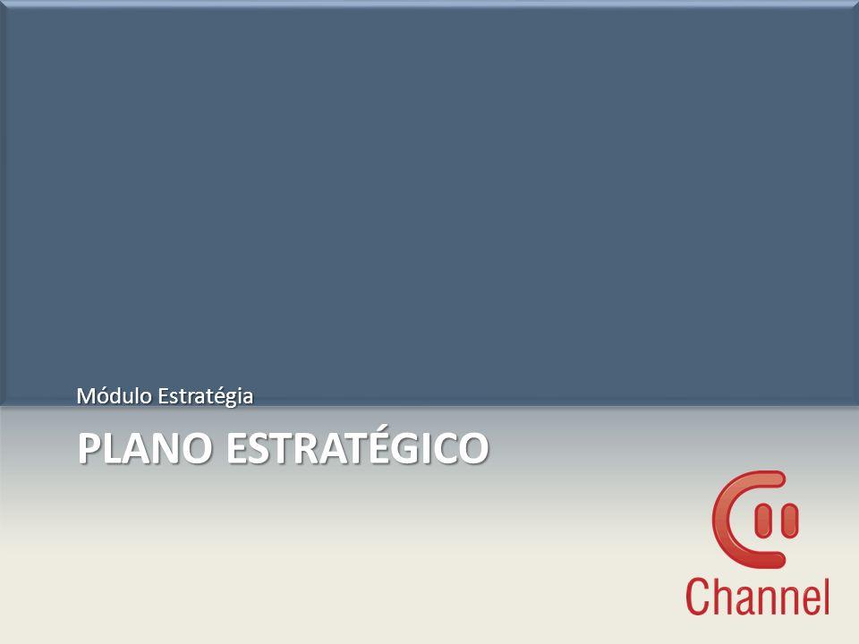 Módulo Estratégia Plano estratégico