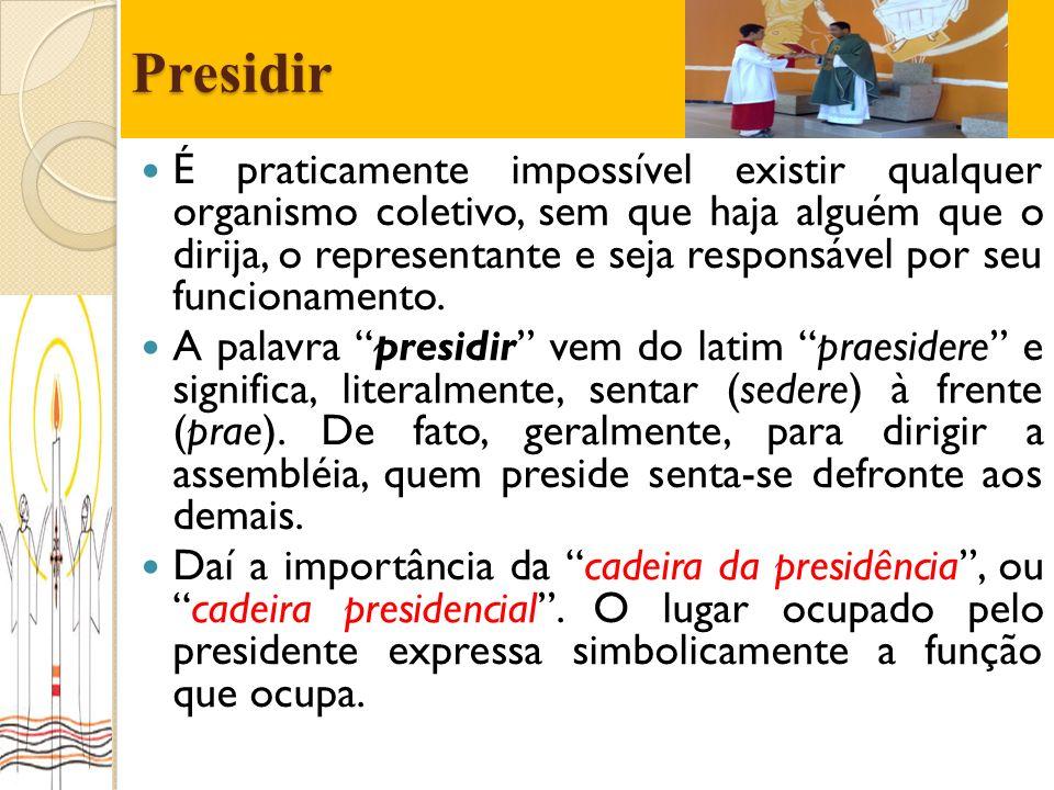Presidir