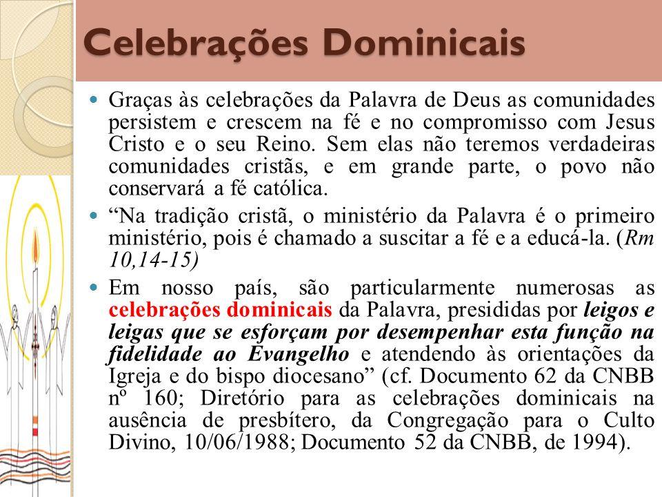 Celebrações Dominicais