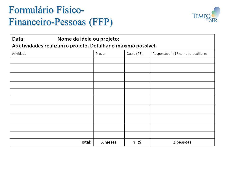 Financeiro-Pessoas (FFP)