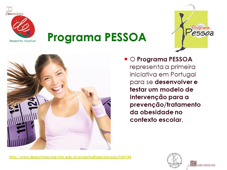 Programa PESSOA