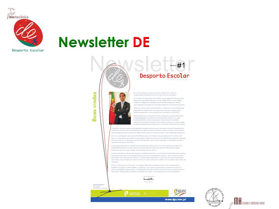 Newsletter DE