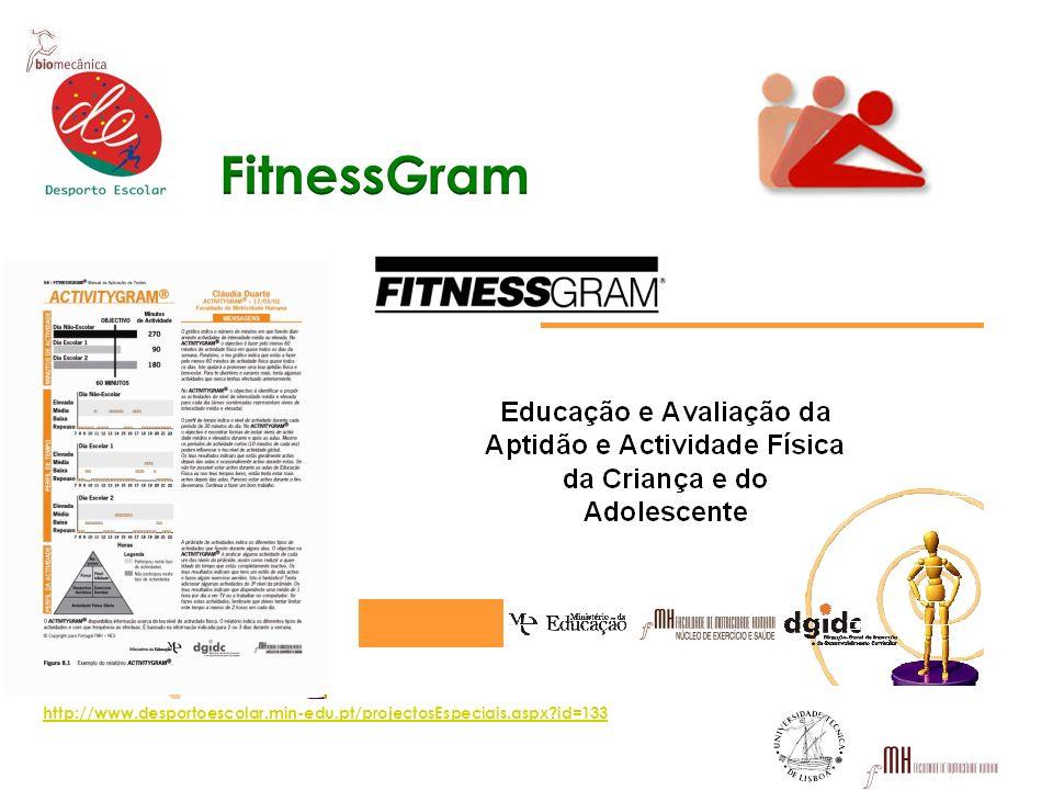 FitnessGram http://www.desportoescolar.min-edu.pt/projectosEspeciais.aspx id=133