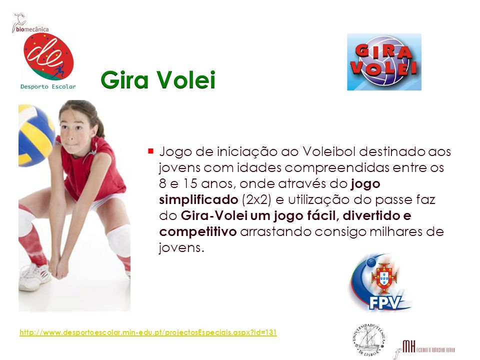 Gira Volei
