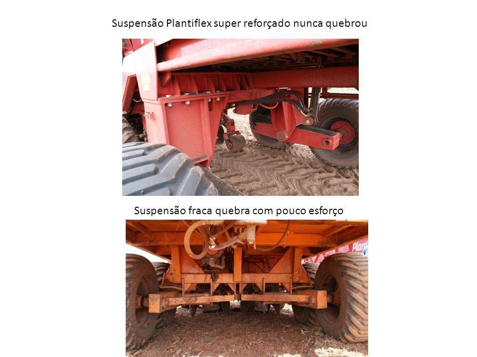 Suspensão Plantiflex super reforçado nunca quebrou