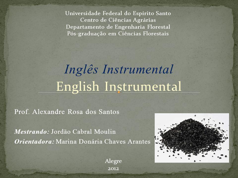 Inglês Instrumental English Instrumental