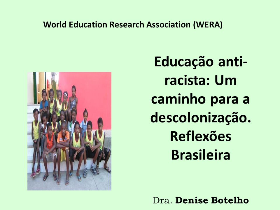 World Education Research Association (WERA)