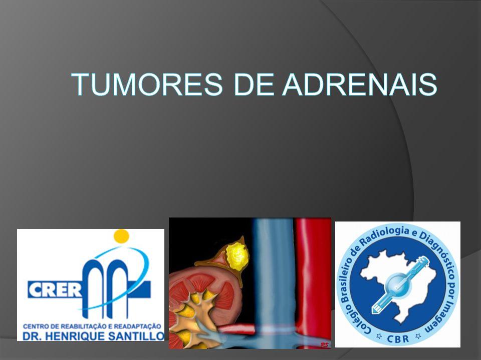Tumores de adrenais